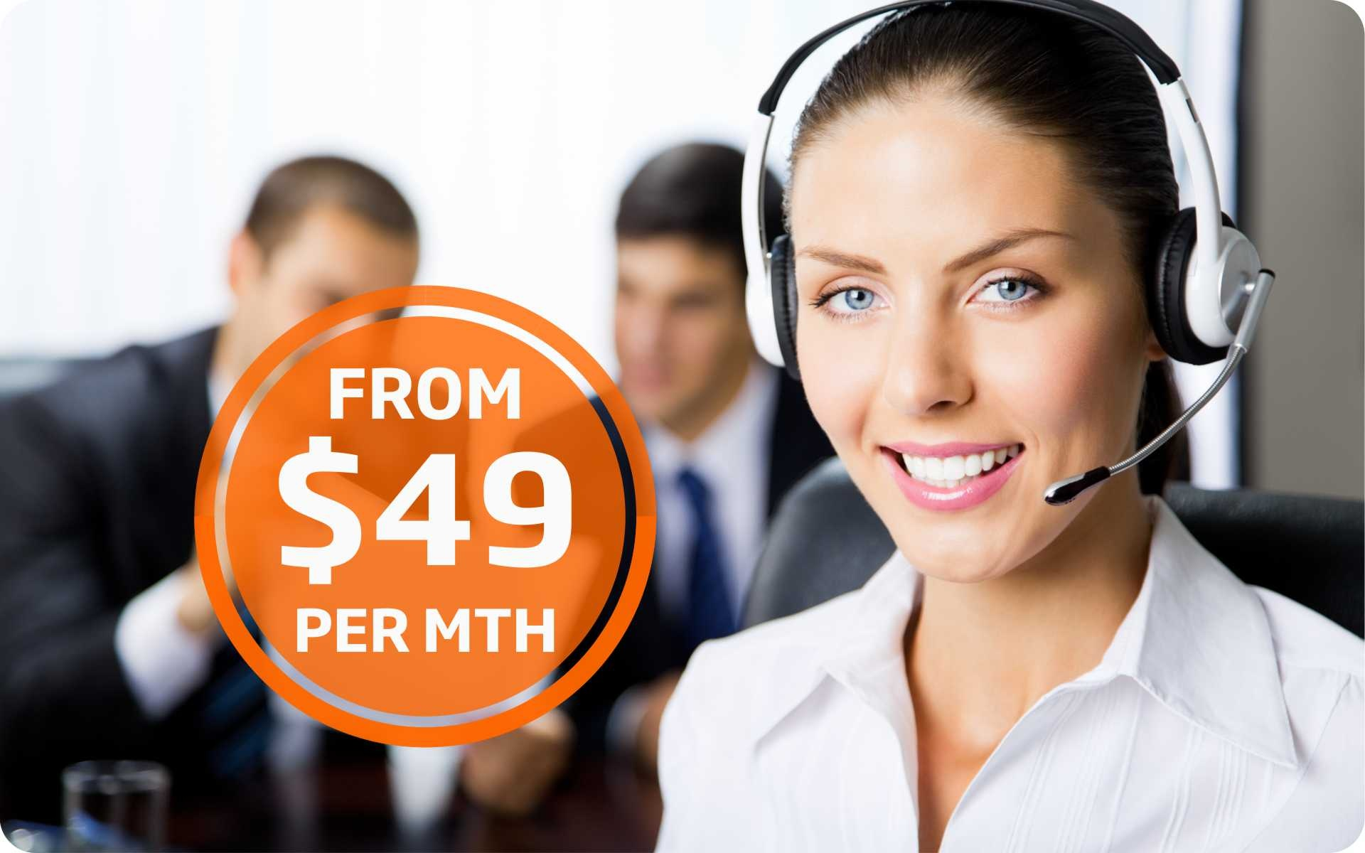 24/7 Live Telephone Answering Services | Based in Australia