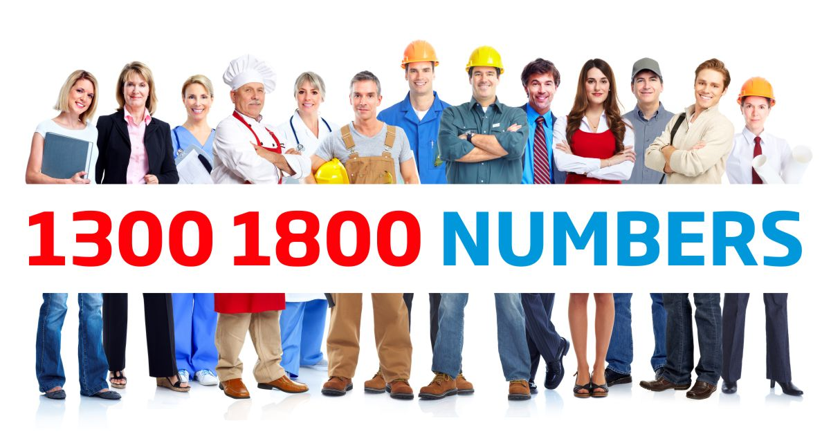 How 1300 and 1800 Numbers Can Help Your Business